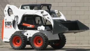Skid-Steer-Bobcat